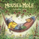 Mouse & Mole Calendar - Book