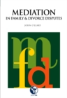 Mediation in Family & Divorce Disputes - eBook