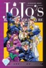 JoJo's Bizarre Adventure: Part 4--Diamond Is Unbreakable, Vol. 4 - Book
