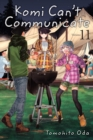 Komi Can't Communicate, Vol. 11 - Book
