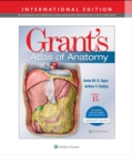 Grant's Atlas of Anatomy - Book