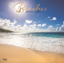 Beaches 2020 Square Wall Calendar - Book