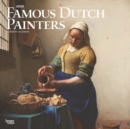 Famous Dutch Painters 2020 Square Wall Calendar - Book