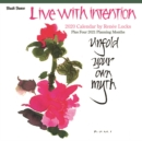 Live with Intention 2020 Square Wall Calendar - Book