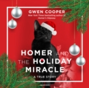 Homer and the Holiday Miracle - eAudiobook