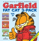 Garfield Fat Cat 3-Pack #21 - Book
