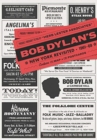 Bob Dylan's New York Revisited - Book