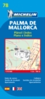 Palma de Mallorca - Michelin City Plan 78 : City Plans - Book
