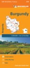 Burgundy - Michelin Regional Map 519 : Map - Book
