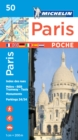 Paris Pocket - Michelin City Plan 50 : City Plans - Book