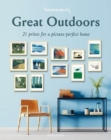 Frameables: Great Outdoors : 21 Prints for a Picture-Perfect Home - Book