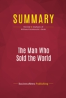 Summary: The Man Who Sold the World : Review and Analysis of William Kleinknecht's Book - eBook