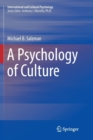 A Psychology of Culture - Book