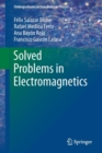Solved Problems in Electromagnetics - Book