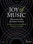 Joy of Music - Discoveries from the Schott Archives : Virtuoso and Entertaining Pieces for Clarinet and Piano - Book