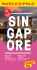Singapore Marco Polo Pocket Travel Guide - with pull out map - Book
