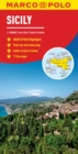 Sicily Marco Polo Map - Book
