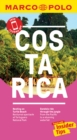 Costa Rica Marco Polo Pocket Travel Guide - with pull out map - Book