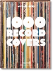 1000 Record Covers - Book