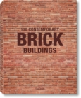 100 Contemporary Brick Buildings - Book