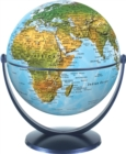 Physical World Globe 15cm : Swivel and Tilt World Physical Globe - Book