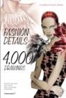 Fashion Details: 4000 Drawings - Book