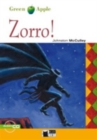 Green Apple : Zorro! + audio CD - Book