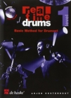REAL TIME DRUMS 1 ENG - Book