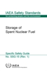 Storage of Spent Nuclear Fuel : Specific Safety Guide - Book