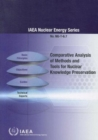 Comparative Analysis of Methods and Tools for Nuclear Knowledge Preservation - Book