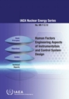 Human Factors Engineering Aspects of Instrumentation and Control System Design - Book
