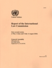 Report of the International Law Commission : Sixty-second Session, 3 May to 4 June and 5 July to 6 August 2010 - Book