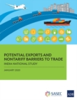 Potential Exports and Nontariff Barriers to Trade : India National Study - Book