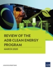 Review of the ADB Clean Energy Program - Book