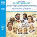 Great Explorers of the World - eAudiobook