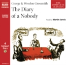 The Diary of a Nobody - eAudiobook