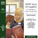 1,000 Years of Laughter - eAudiobook