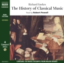 The History of Classical Music - eAudiobook