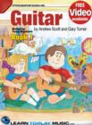 Guitar Lessons for Kids - Book 1 : How to Play Guitar for Kids (Free Video Available) - eBook