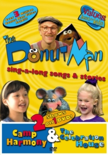 Donut Man: Camp Harmony/The Celebration House, DVD  DVD