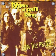On The Prowl: The Best Of Tygers Of Pan Tang, CD / Album Cd