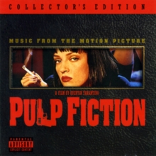 Pulp Fiction: MUSIC FROM THE MOTION PICTURE;COLLECTOR'S EDITION, CD / Album Cd