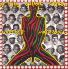 "Midnight Marauders, Vinyl / 12"" Album Vinyl"