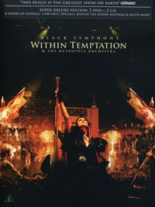 Within Temptation and the Metropole Orchestra: Black Symphony, DVD  DVD