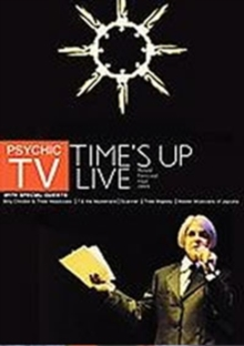 Psychic TV: Time's Up - Live, DVD  DVD