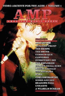 Amp: Volume 1, DVD  DVD
