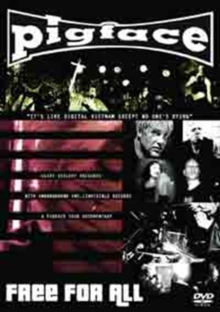 Pigface: Free for All, DVD  DVD