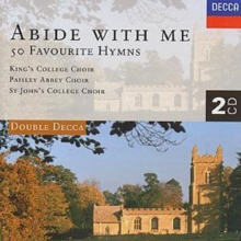 Abide With Me: 50 Favourite Hymns, CD / Album Cd