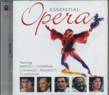 Essential Opera, CD / Album Cd