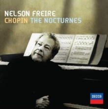 Nelson Freire: The Nocturnes, CD / Album Cd